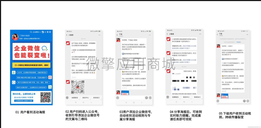 【公众号源码】企业微信裂变任务宝1.0.66版本-闲人源码