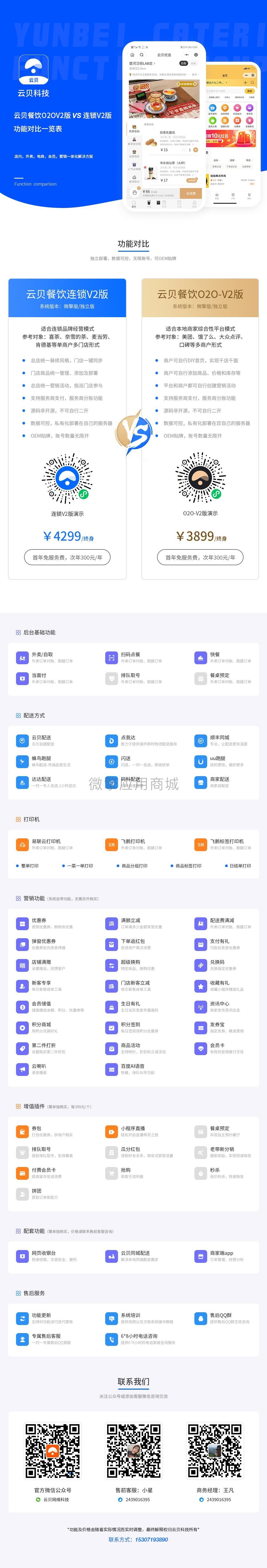 【小程序源码】云贝餐饮连锁V2 1.5.8版本(优化门店提选功能)-闲人源码