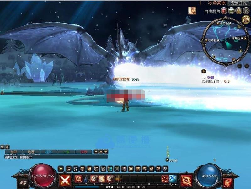 欧美风格2.5D网游mythos网页游戏源代码资源